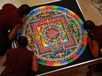 Tibetan Sand Mandala 2012