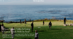 NY Times Esalen article